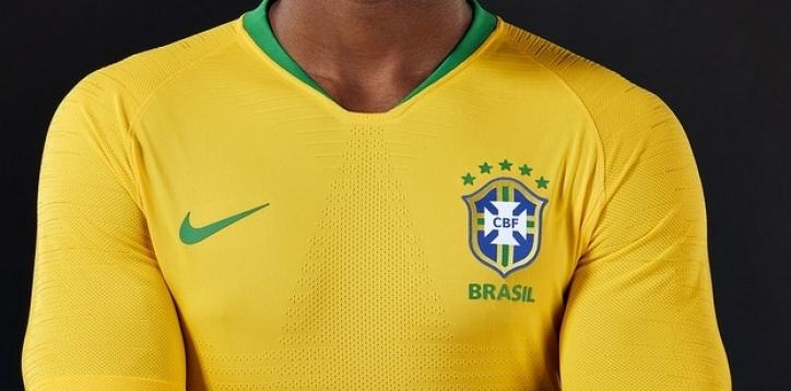 CBF divulga numeração da Seleção Brasileira para a Copa do Mundo 17f2ea30ec34b